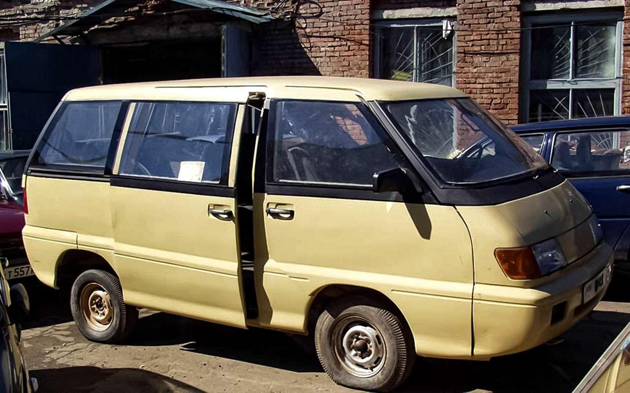 Ижевские автомобили, окоторых выинезнали— фото 809860