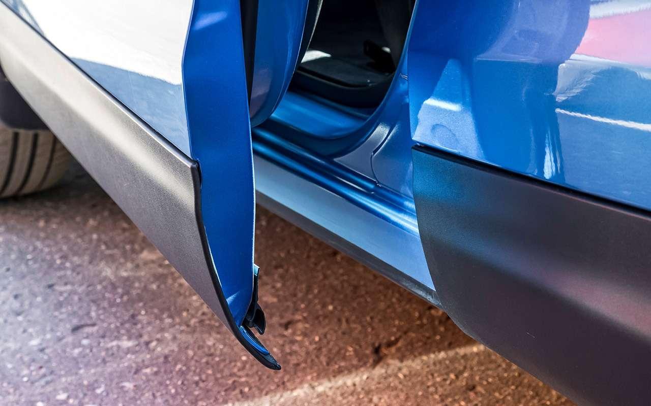Большой тест кроссоверов: Nissan Qashqai, Mitsubishi ASX иSuzuki SX4— фото 978191