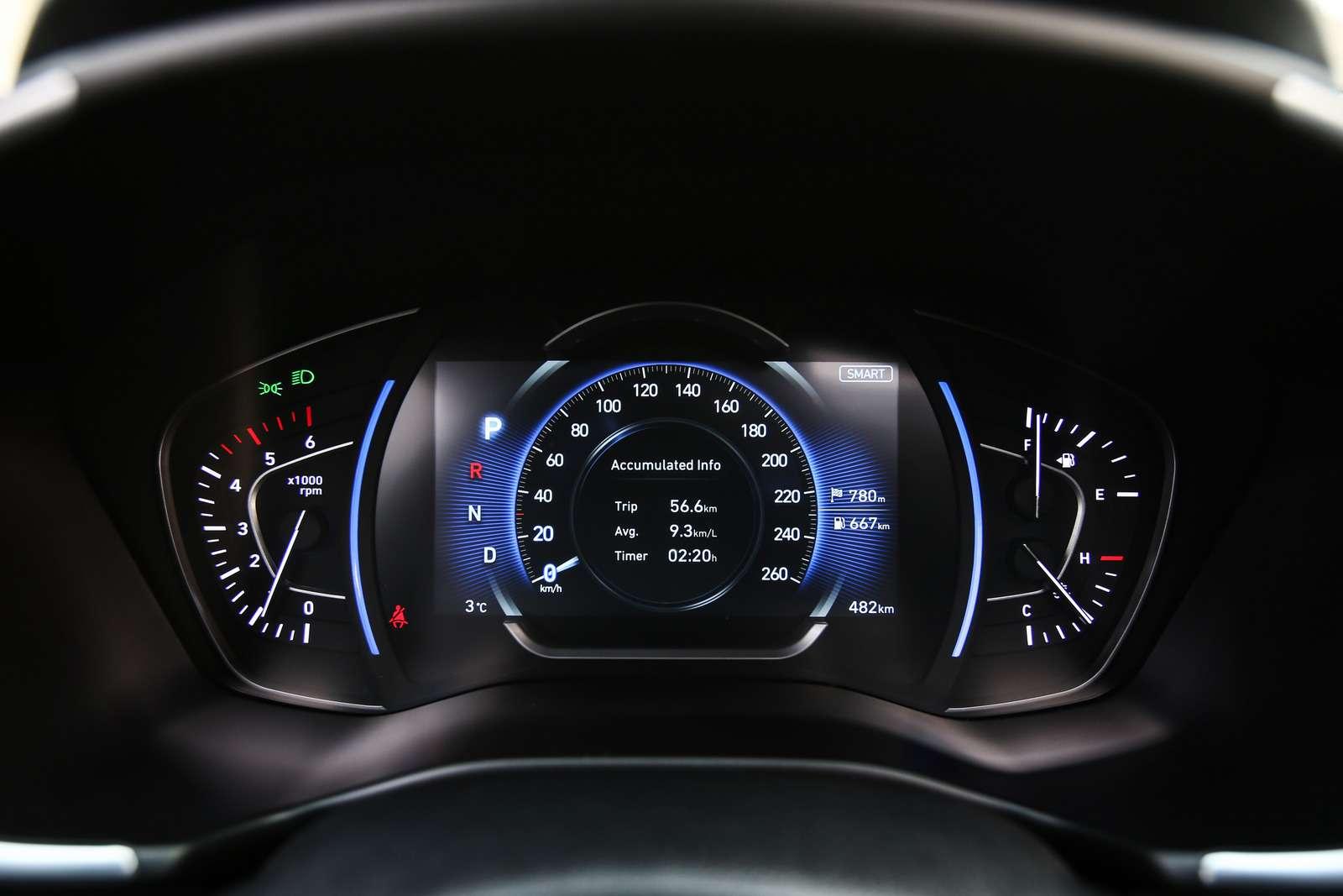 Hyundai рассказала все подробности оSanta Feчетвертого поколения— фото 847663