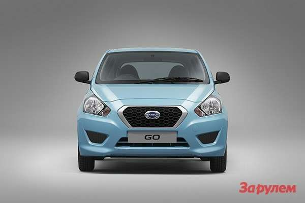 DATSUN GO EXT05 low