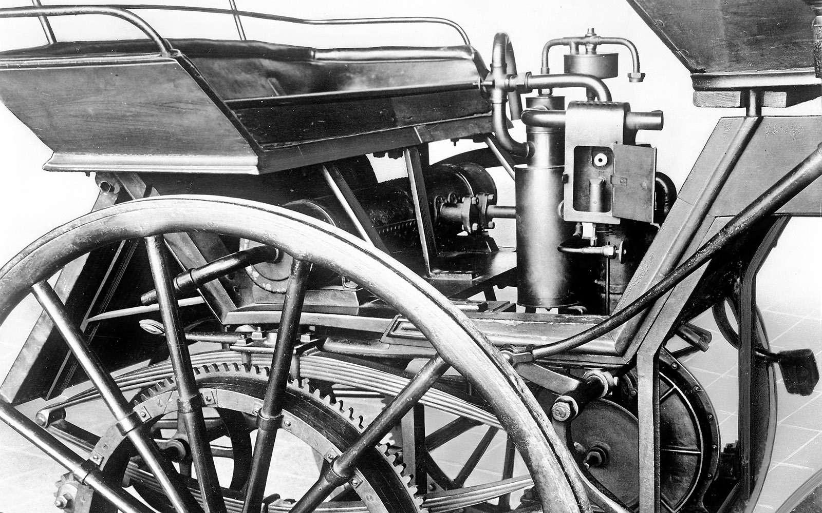 Вспоминаем первые автомобили: прелюдия длятелеги смотором— фото 694125