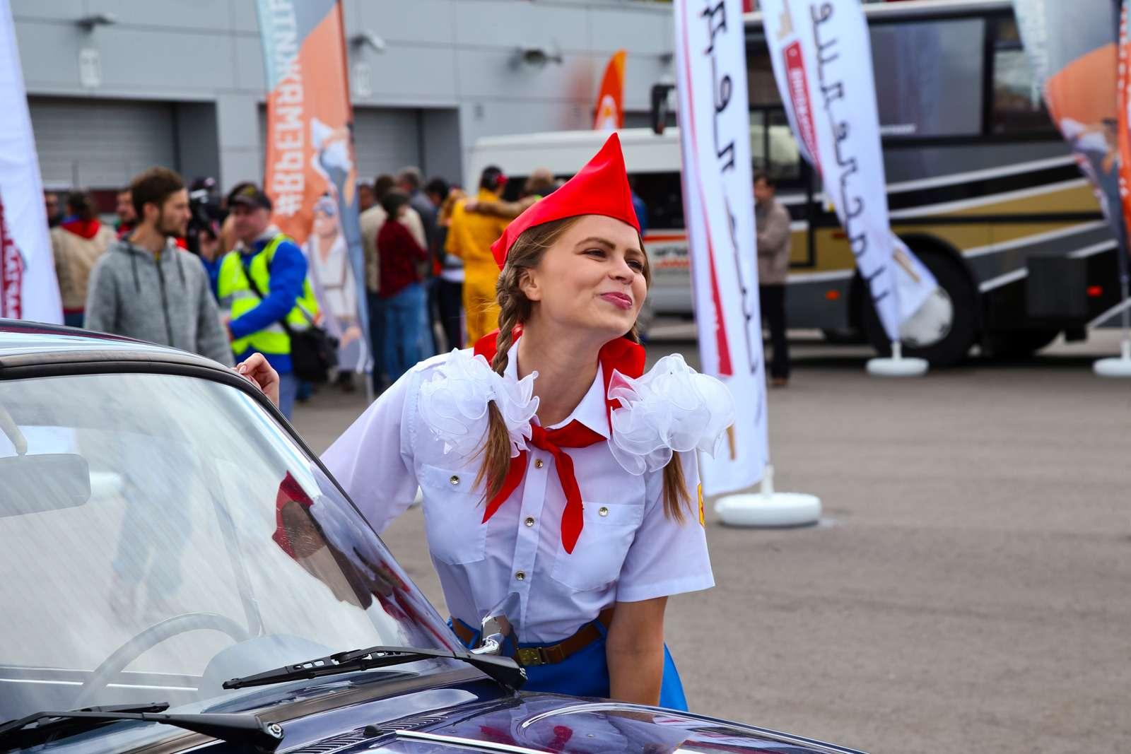 Выводим Волгу ГАЗ-24на Moscow Classic Grand Prix: вспомнить всё— фото 614551