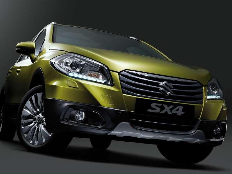 nocopyright Suzuki SX4 2014