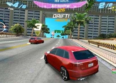 """Сыграй в""""Асфальт"""", выиграй Audi A3Sportback!"""