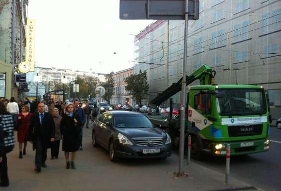 За7месяцев эвакуации Москва заработала 300млн рублей