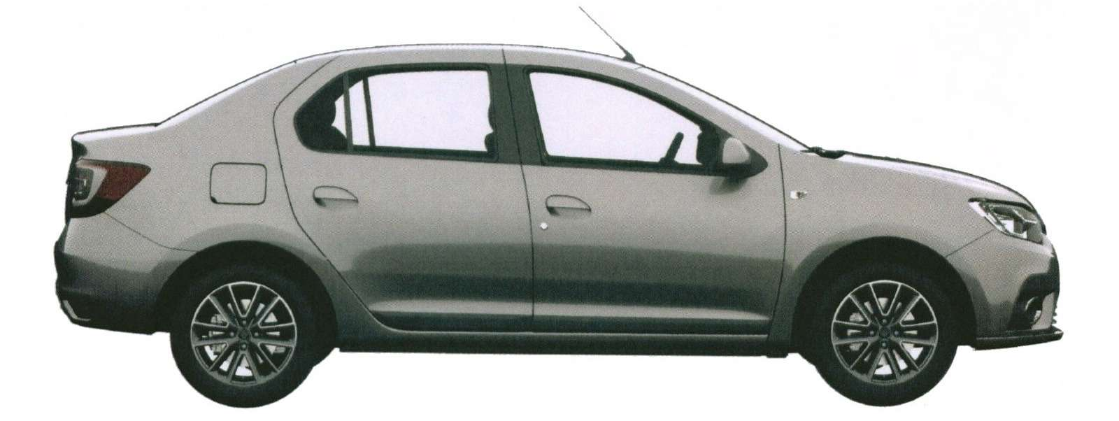 Renault обновит российские Logan иSandero— фото 788973