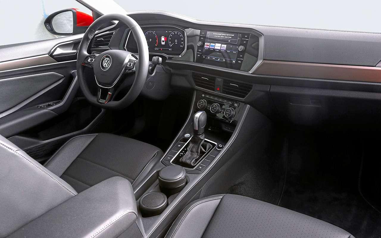 VWJetta, Kia Cerato, Mazda 3— тест-сравнение— фото 1156438
