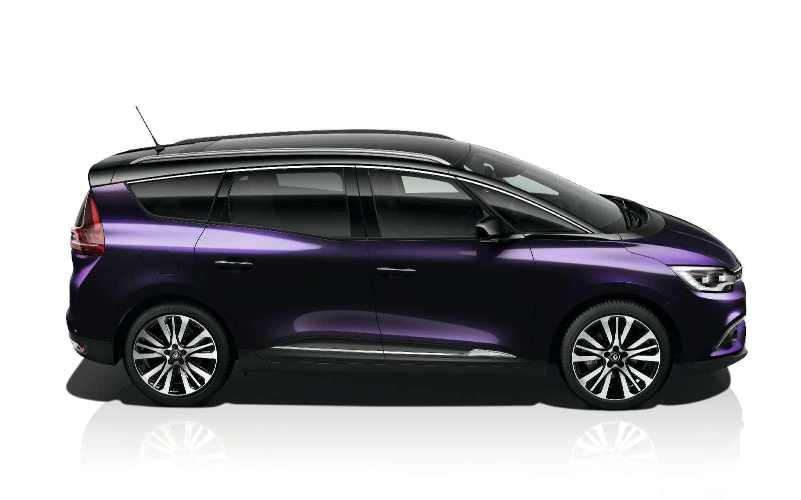 Парижский гламур: новый Renault Scenic стал еще красивее— фото 759173