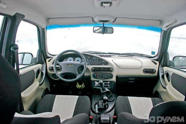 Модернизация Chevrolet Niva. Приятные мелочи— фото 62696