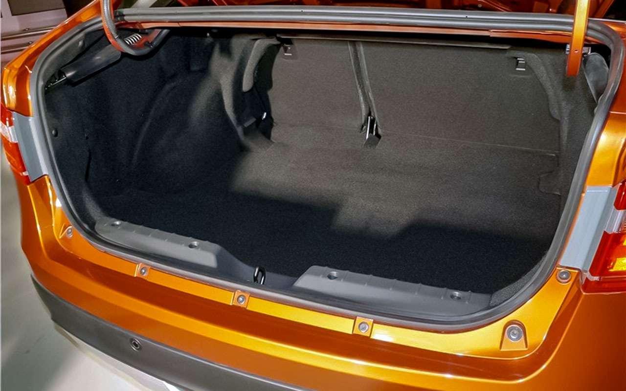 Lada Vesta Cross: 5плюсов и2особенности, ккоторым нужно привыкнуть— фото 899408