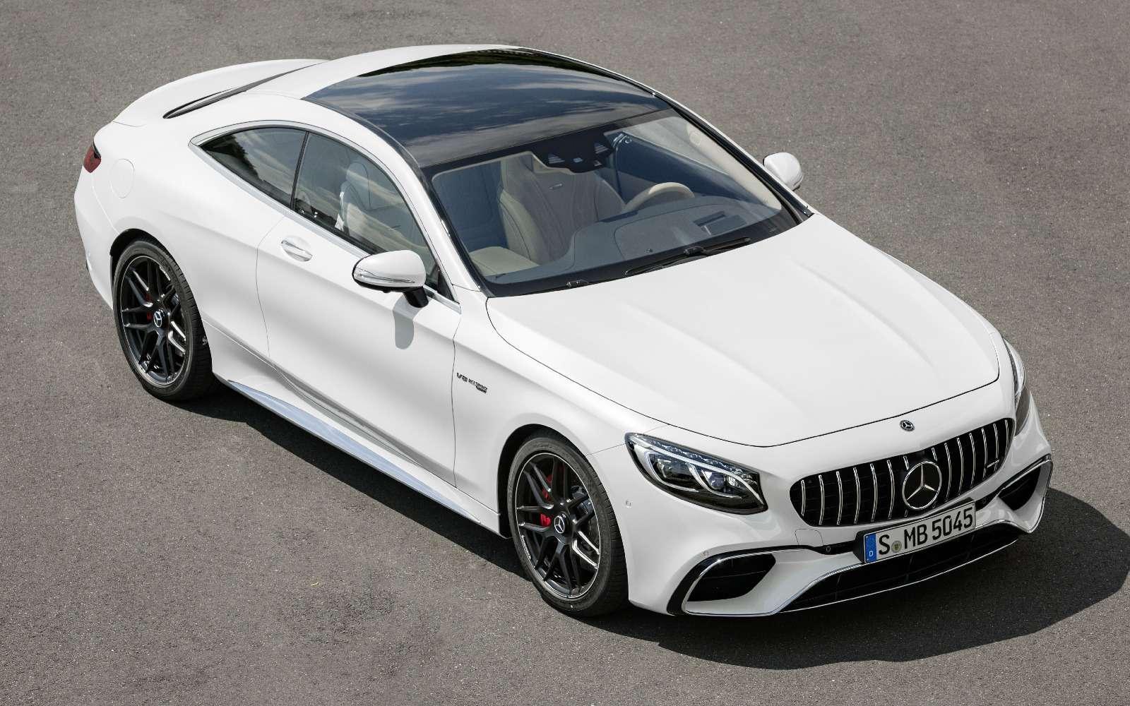 Mercedes-Benz обновил свои самые крутые модели— фото 791053
