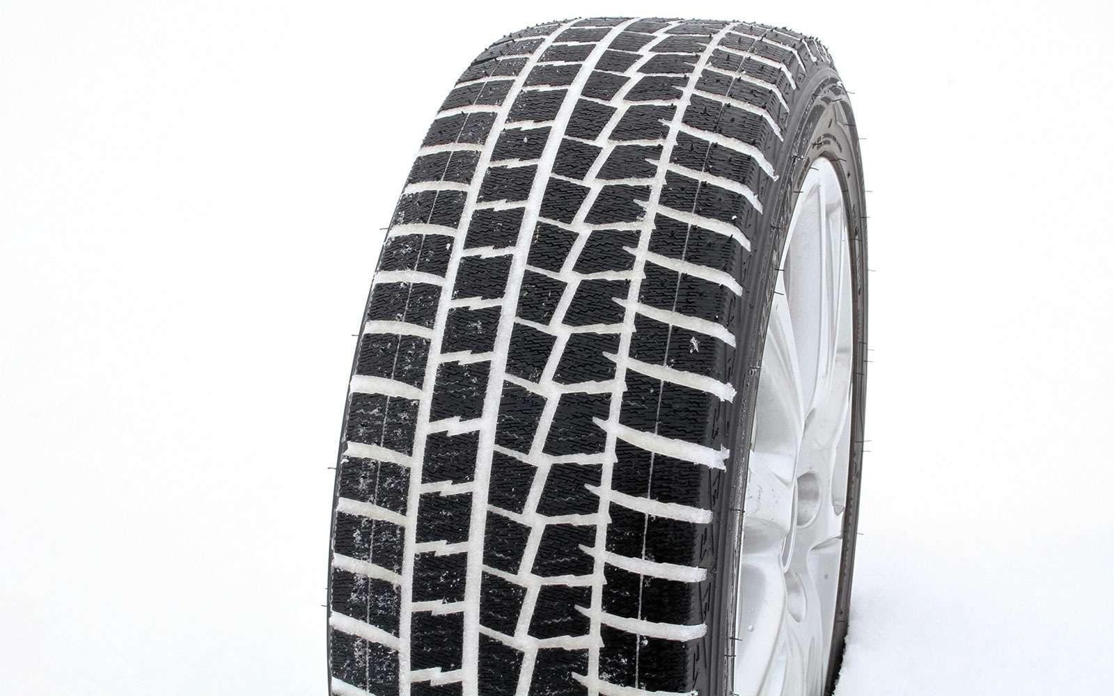 Большой тест нешипованных шин 225/45R17: иникаких гвоздей— фото 648921