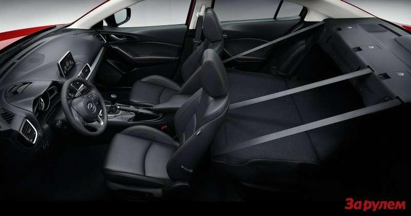 Mazda 3Sedan 2014 1600x1200 wallpaper 4e
