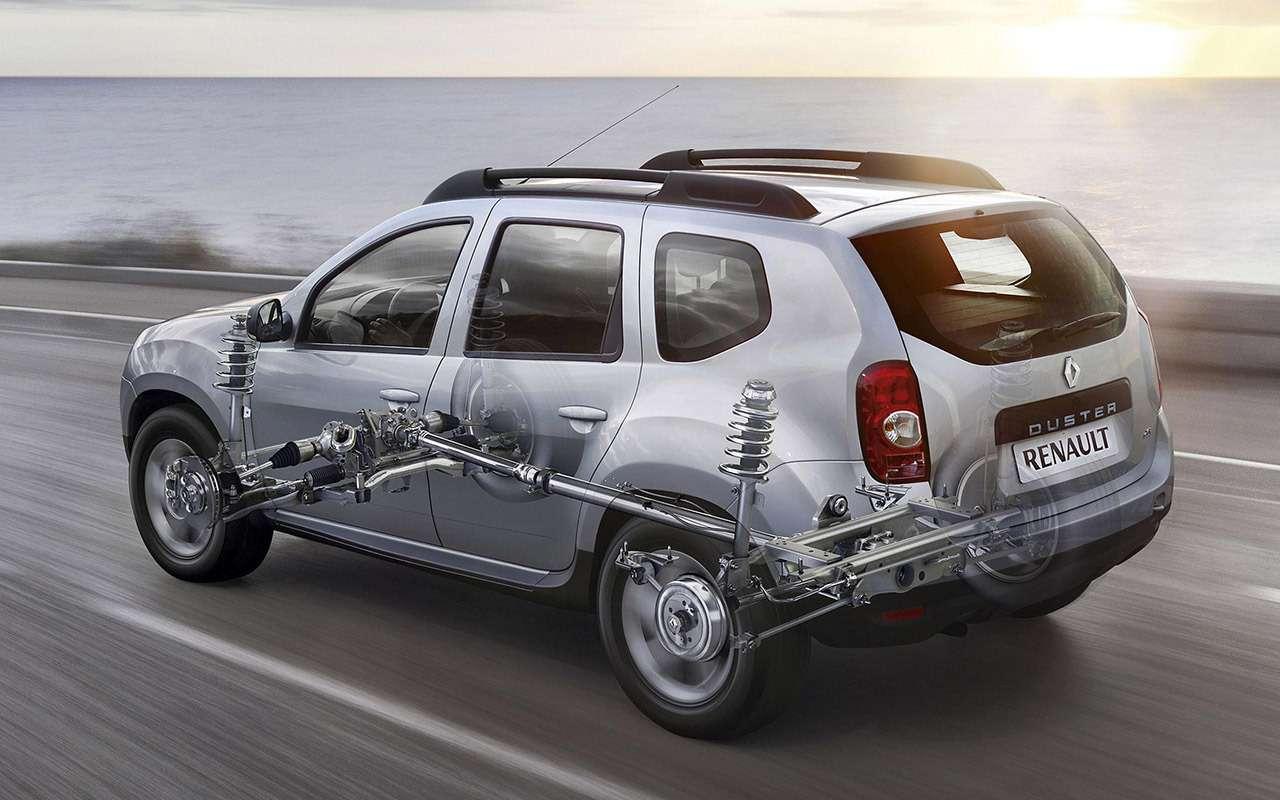 Renault Duster навторичке: жесткие вопросы производителю— фото 1199669