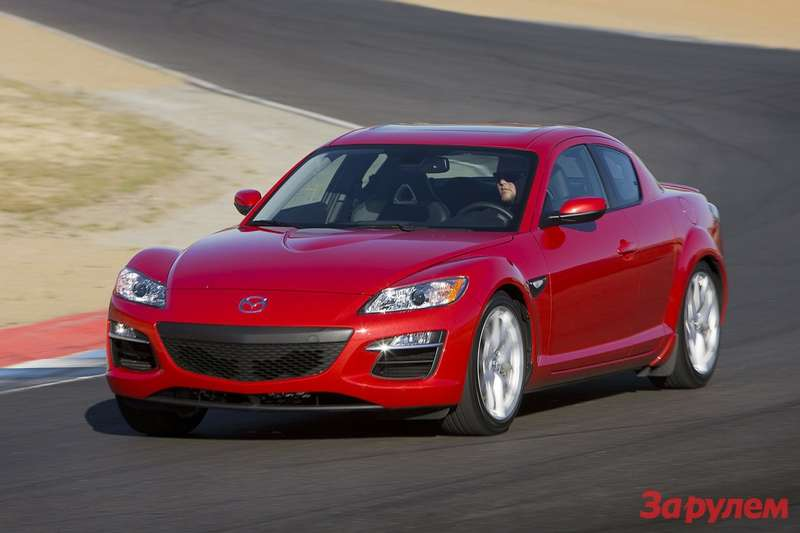 Mazda RX 8 2009 1600x1200 wallpaper 02