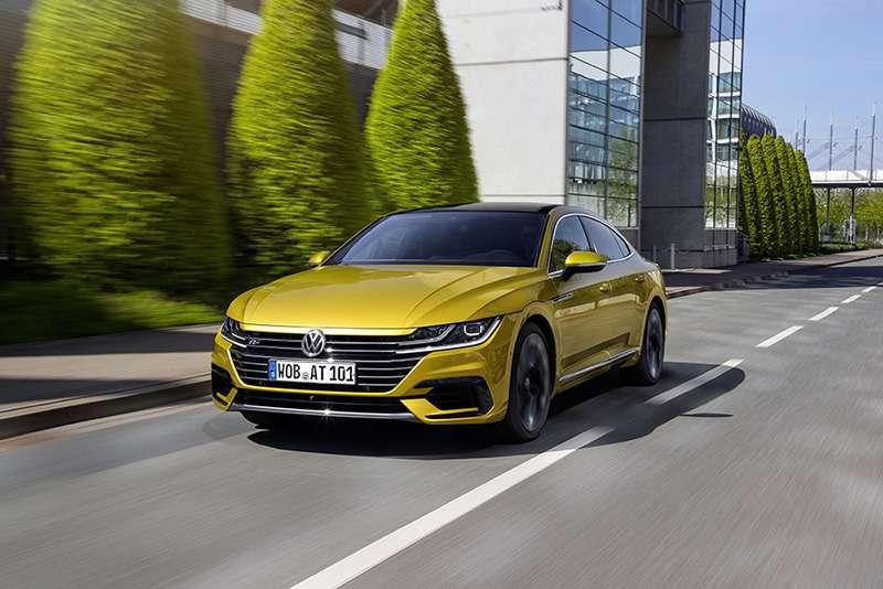 Volkswagen покажет новую версию Тигуана на Московском автосалоне