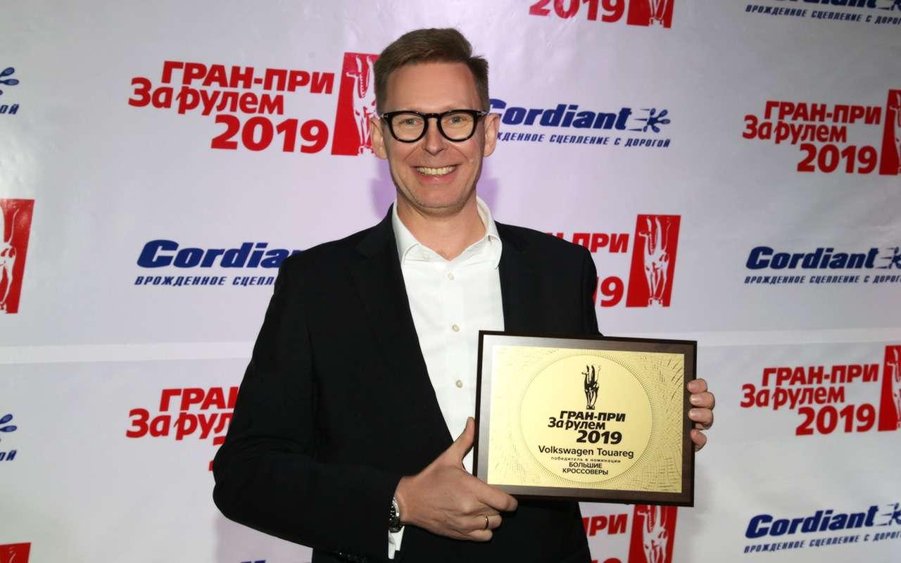 Гран-при «Зарулем»: лучшие автоновинки исобытия 2018 года— фото 961720