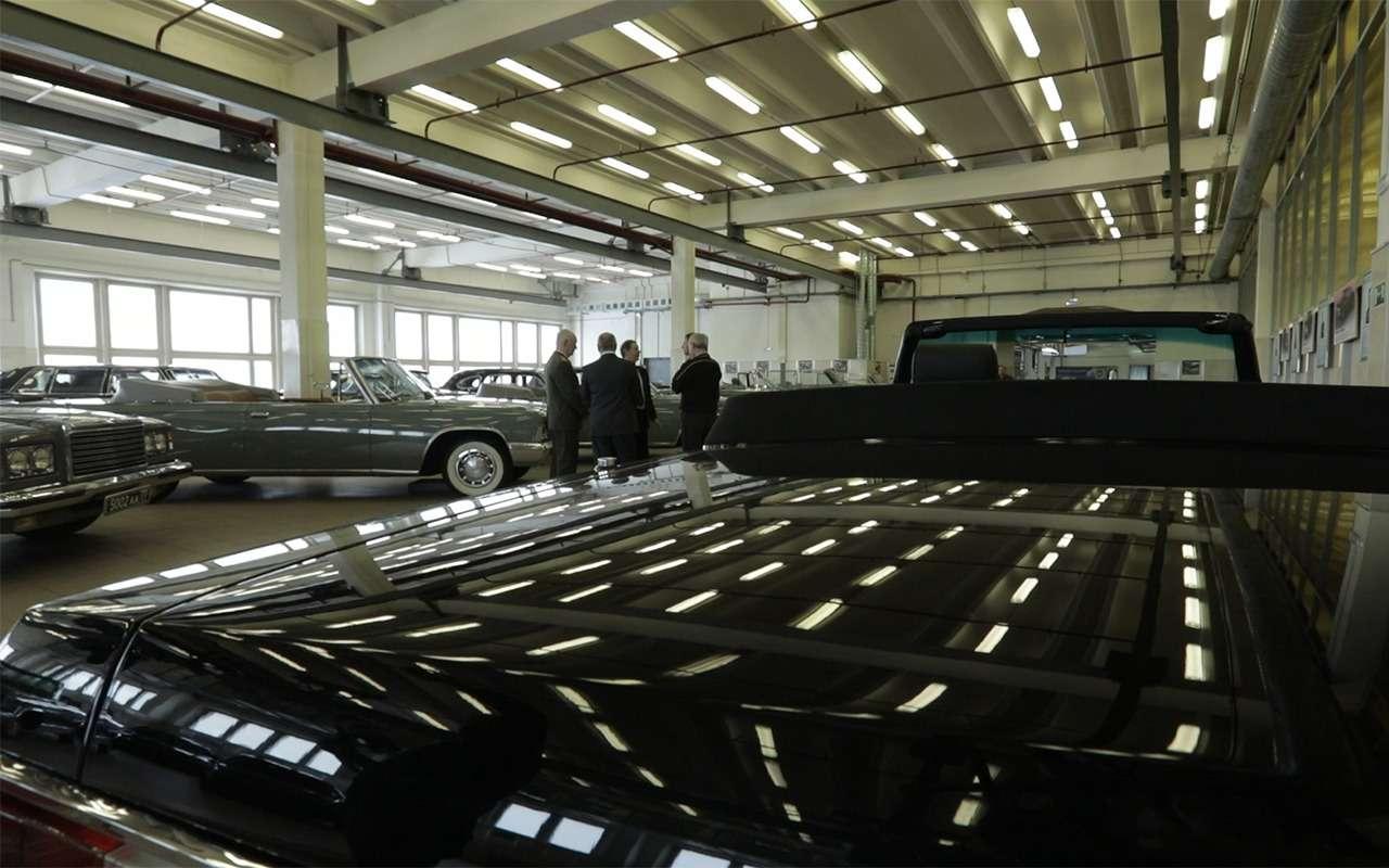 Главный автомобиль Парада Победы: кабриолет Шойгу— фото 864423