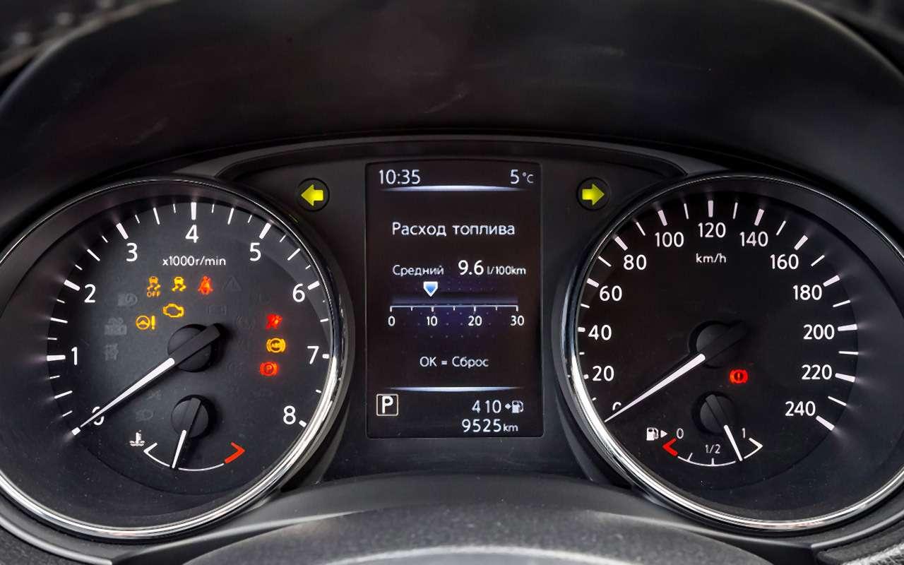 Большой тест кроссоверов: Nissan Qashqai, Mitsubishi ASX иSuzuki SX4— фото 978183