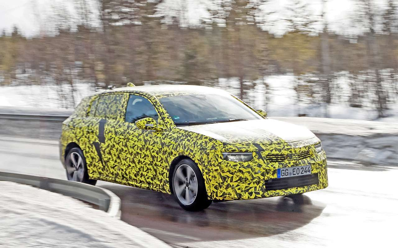 Opel Astra New: ждем уже скоро— фото 1258024