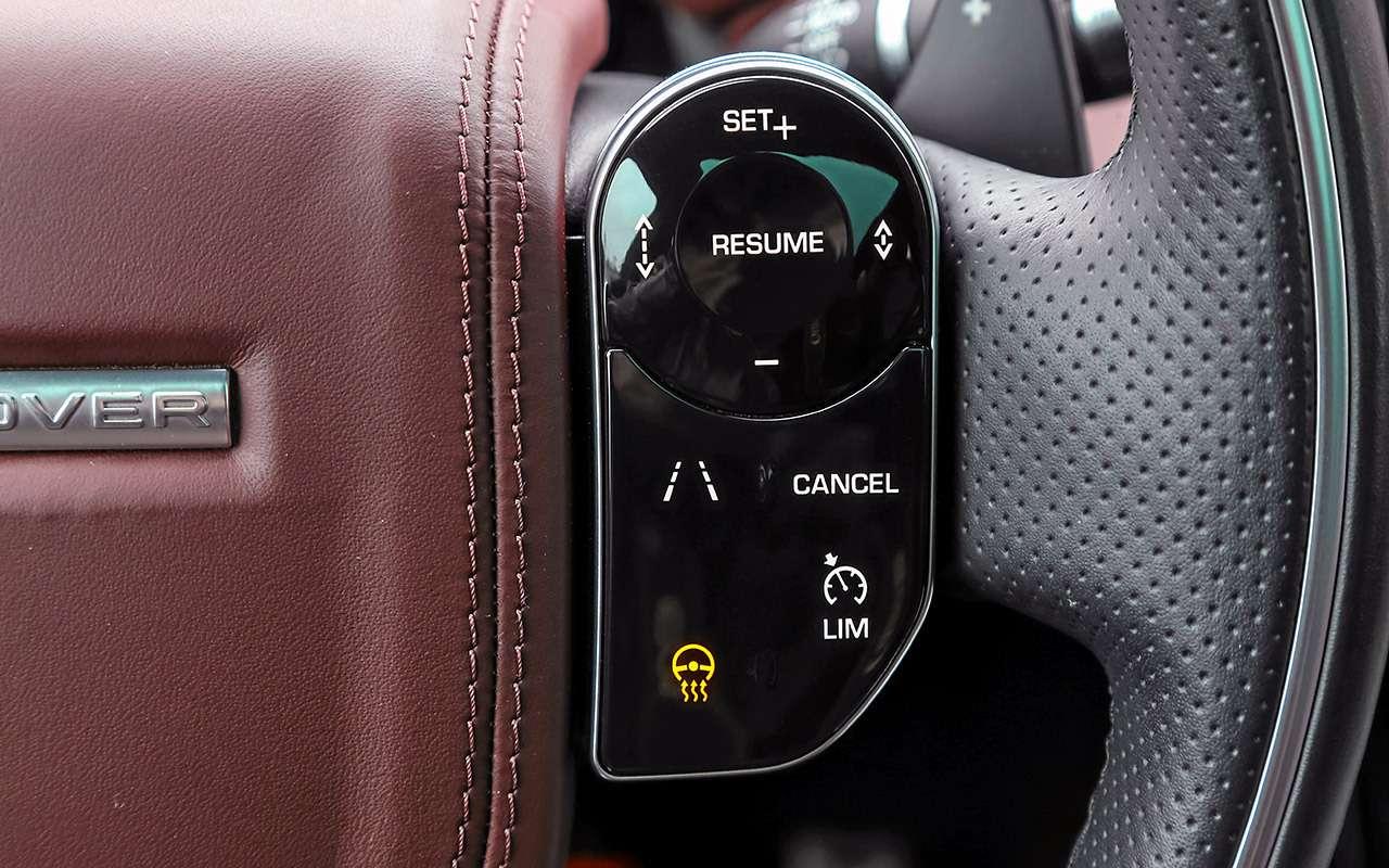 Audi, Mercedes, Range Rover иVolvo: большой тест— фото 1215174