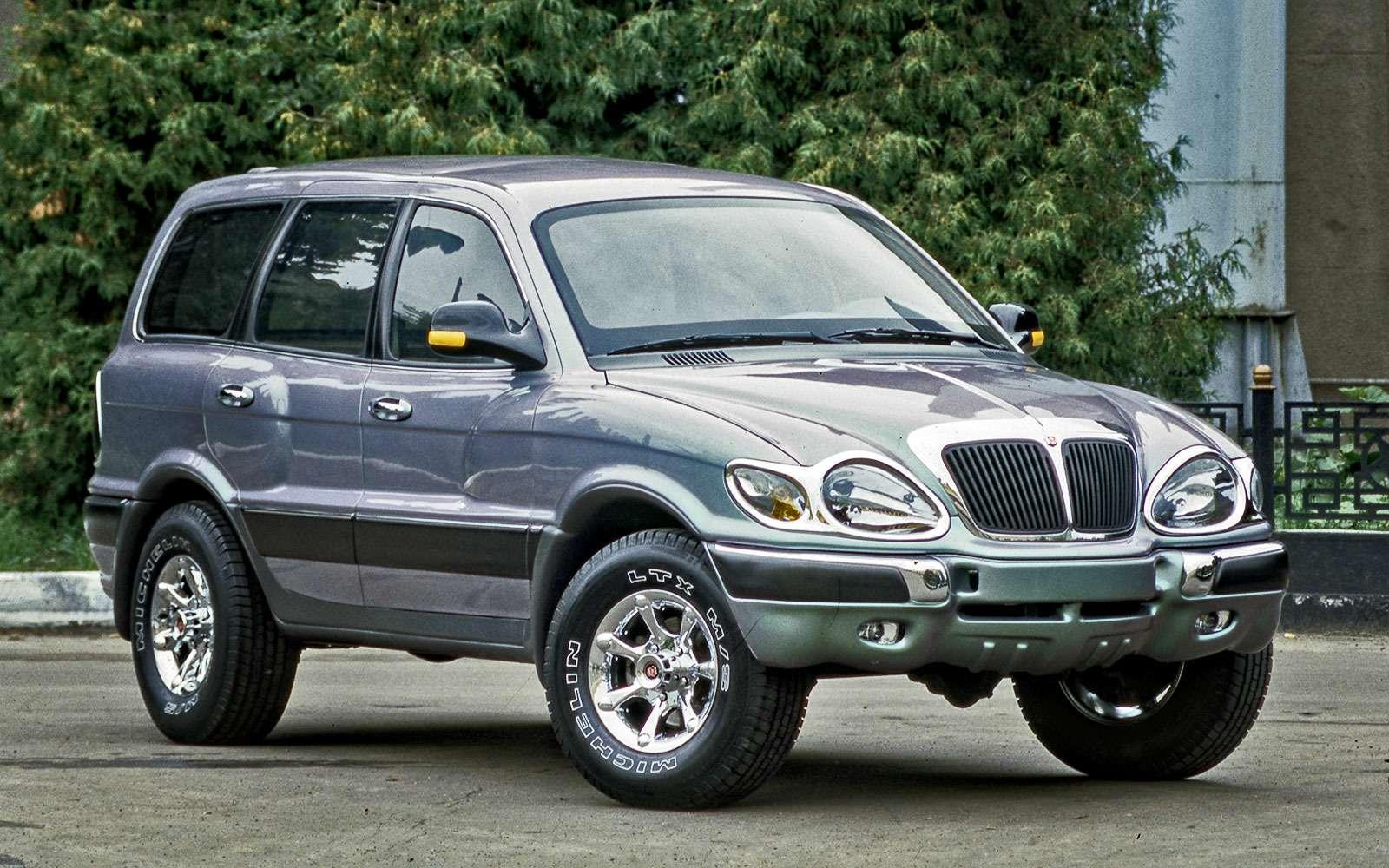 ГАЗ-3106, 1999г.