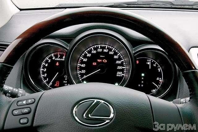 ТЕСТ: Lexus RX300и Lexus RX400h. Контакт высокого напряжения— фото 61236