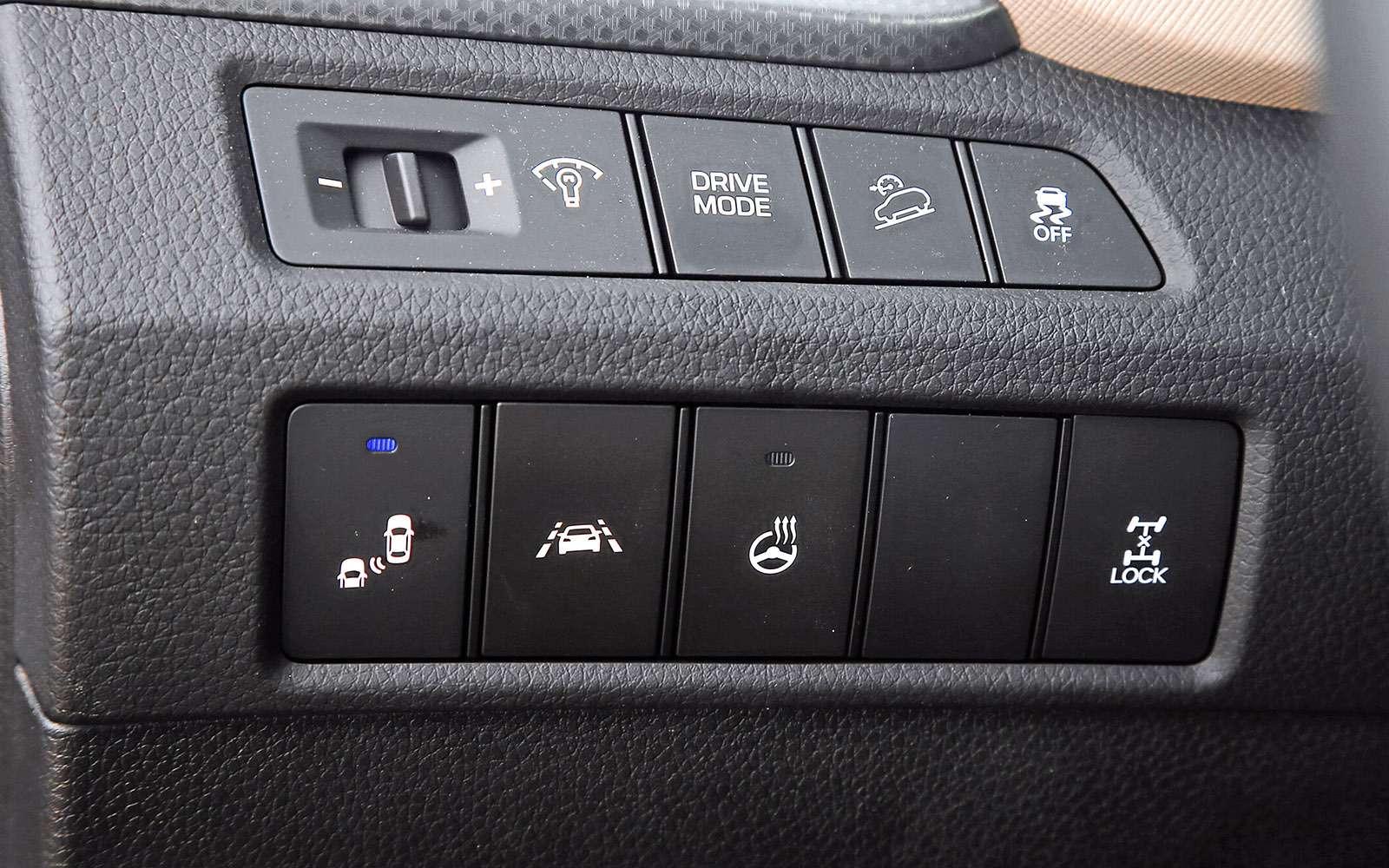 Новый Nissan Murano против конкурентов: длинные рубли— фото 691696