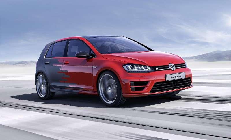 Концепт Volkswagen Golf RTouch