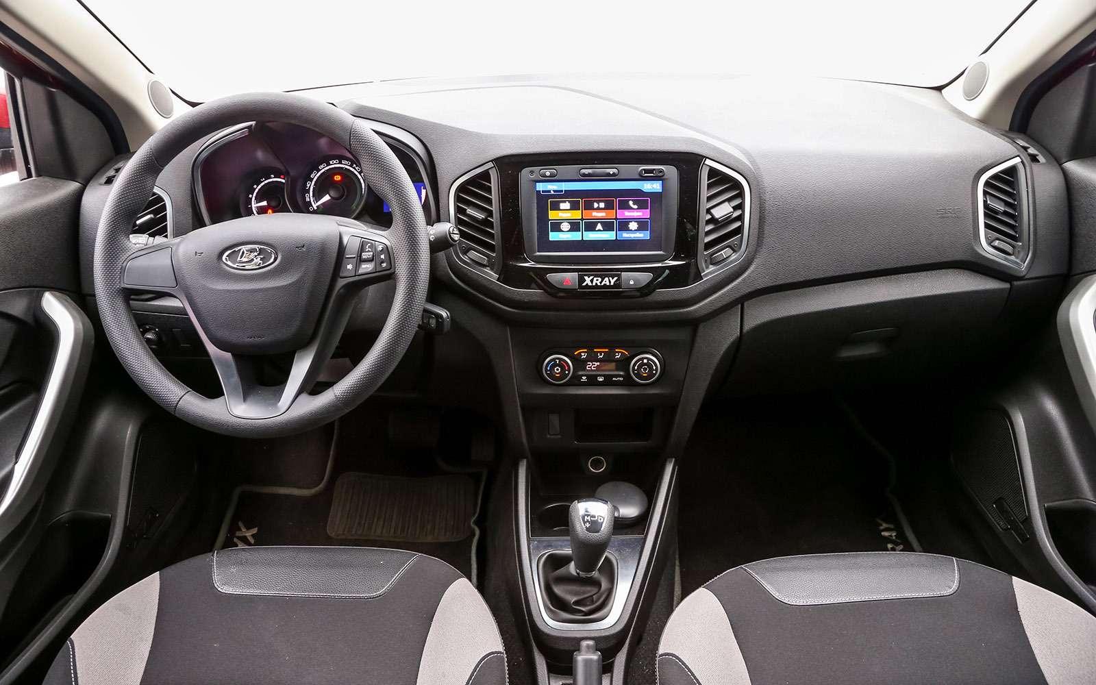 Hyundai Creta, Renault Kaptur, Kia Soul, Lada XRAY: разборка переднеприводных— фото 657367