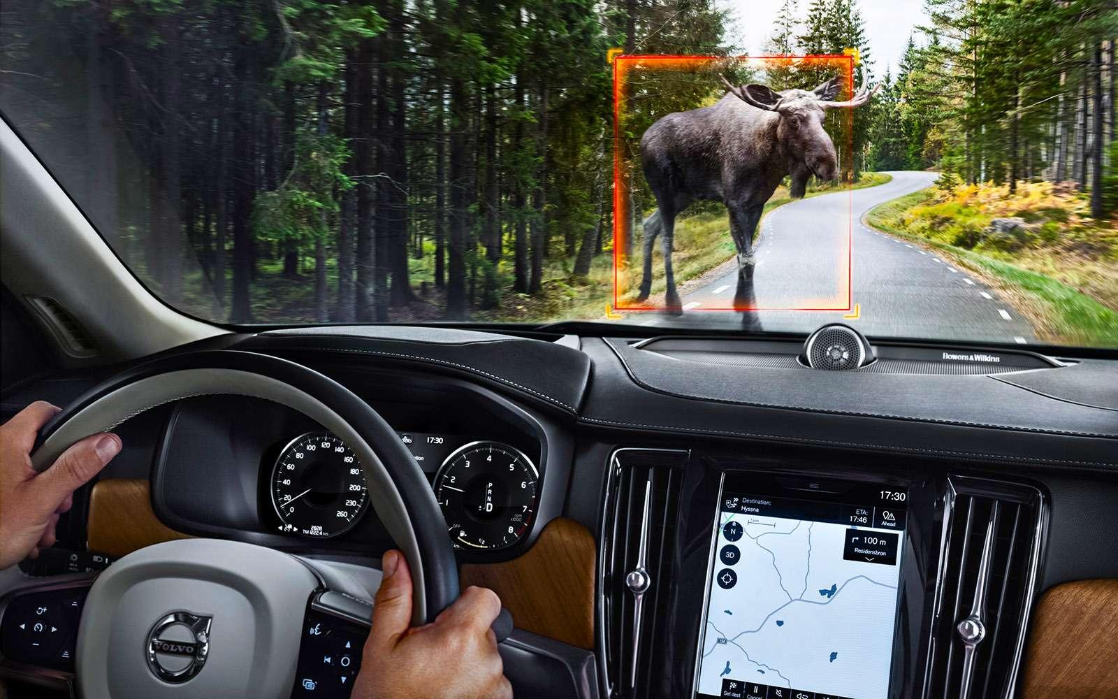 Новый Volvo V90 Cross Country: не чемодан!— фото 654913