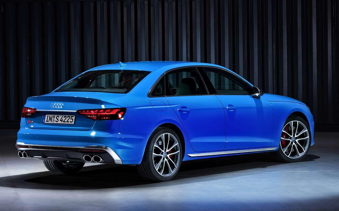 Новый Audi A4: онумеет... «читать» светофоры!— фото 975511