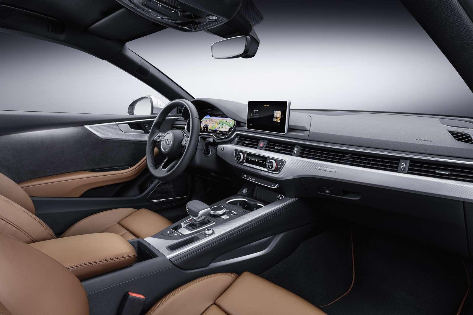 Объявлены цены накупе Audi A5— фото 636638