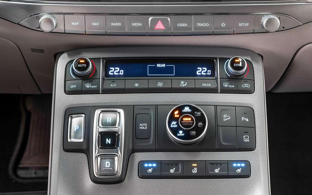 Hyundai Palisade: рассаживаем семерых— фото 1234035