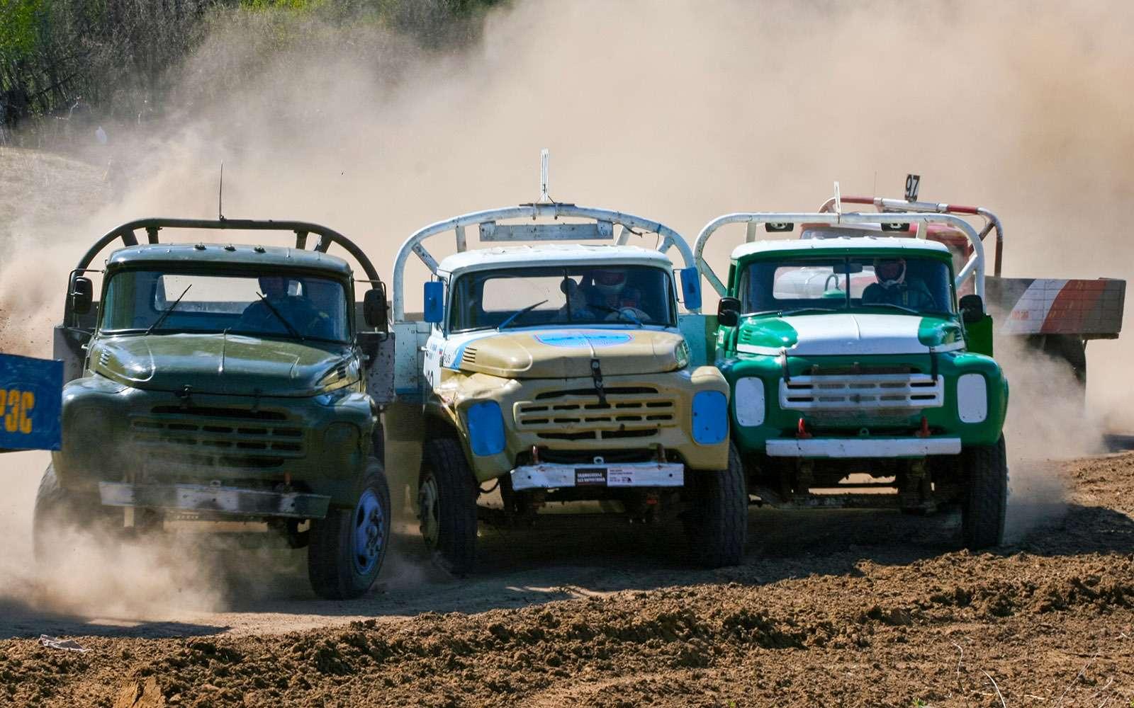 Ледовая гонка АВТОВАЗа-2018— репортаж «Зарулем»— фото 844983