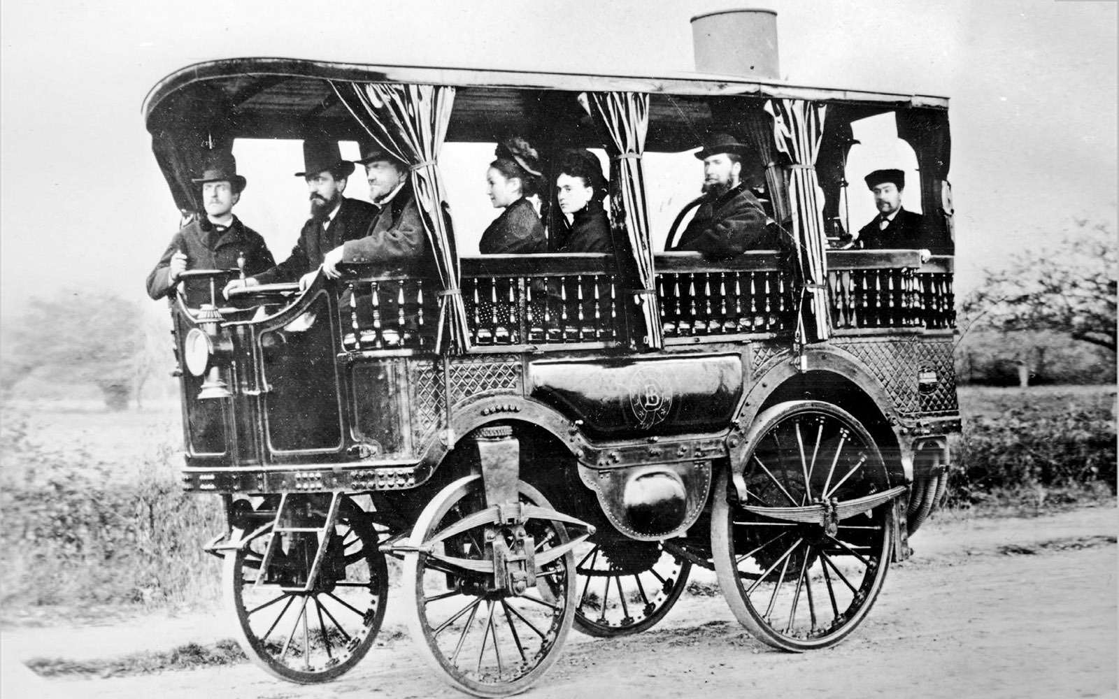 Вспоминаем первые автомобили: прелюдия длятелеги смотором— фото 694120