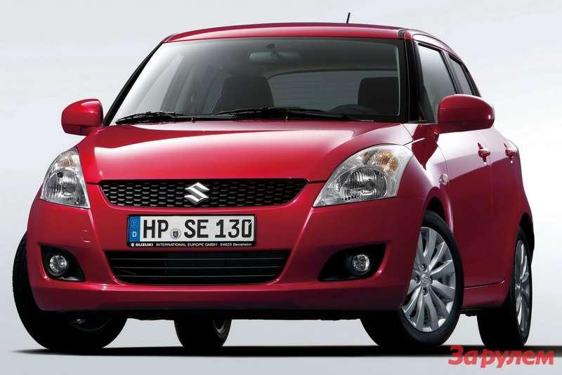 Suzuki Swift 2010 модельного года