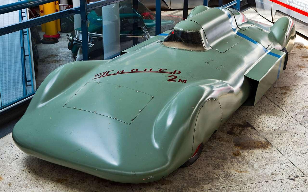 Автомобили савиационными двигателями— советские ине только— фото 912938