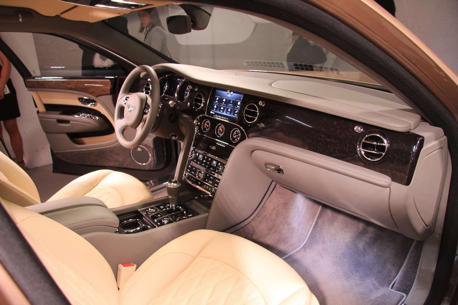 Bentley привезла вМоскву «экстраординарную» выставку— фото 594016