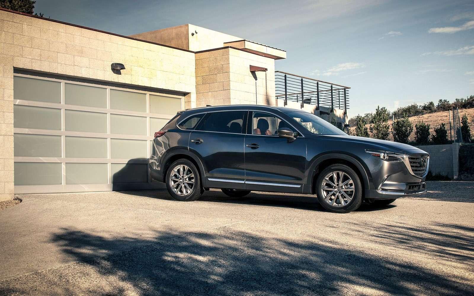 Mazda будет собирать вРоссии еще одну модель— фото 786315