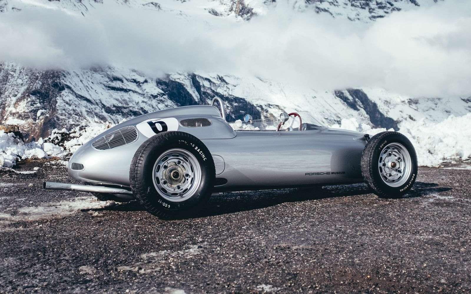 5 самых легких спорткаров Porsche поверсии... Porsche— фото 849420