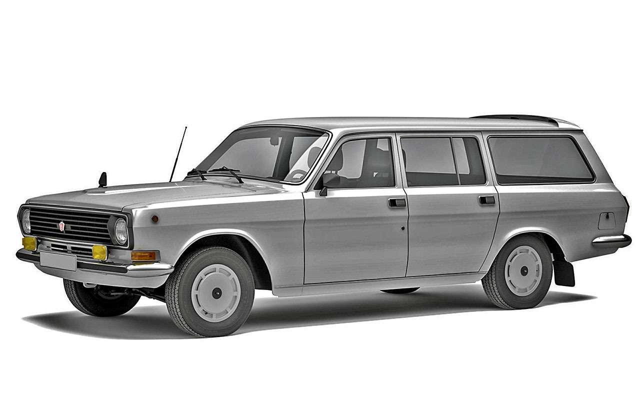 Самые дорогие автомобили вистории России (считаем вбутылках водки)— фото 771056