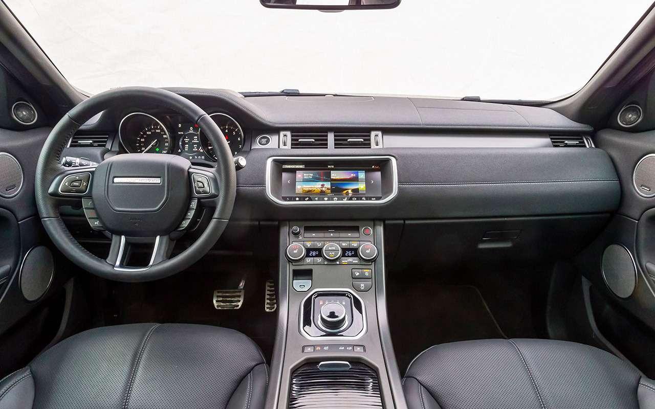 BMWX2и три вуме: большой тест компактного премиума— фото 868506