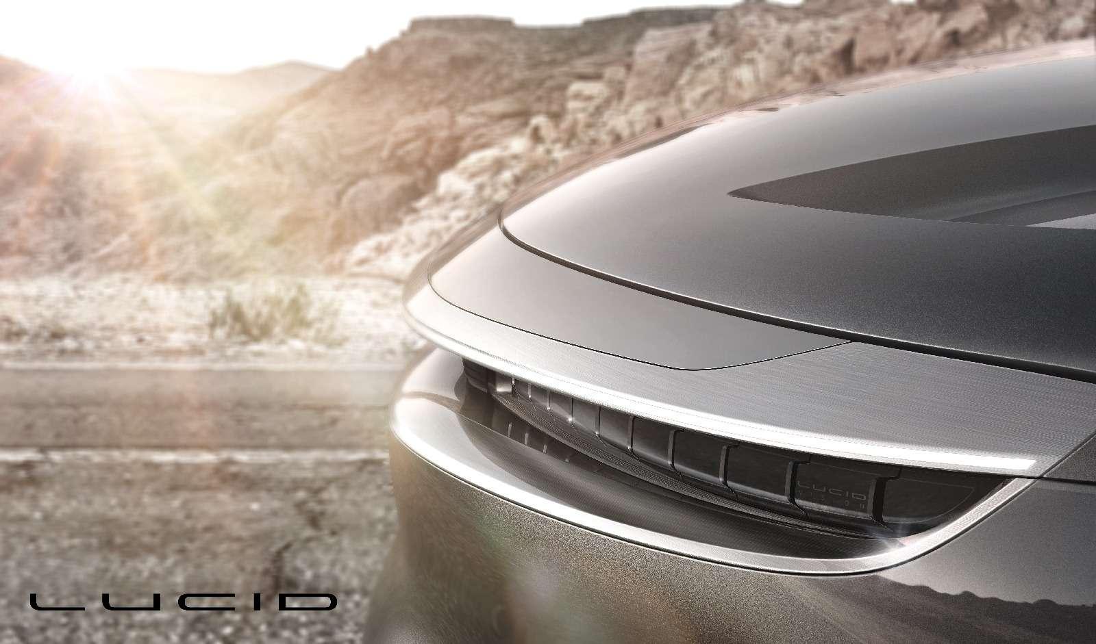 Atieva переименовалась вLucid Motors ианонсировала серийный электромобиль— фото 652191