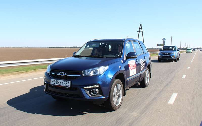 Марш-бросок вКрым: расход топлива ицена бензина