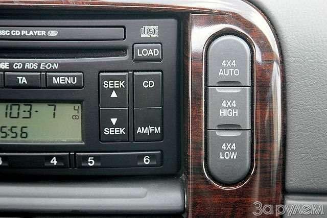 Тест Ford Explorer, Mitsubishi Pajero, Nissan Pathfinder. Ровесники века— фото 57035