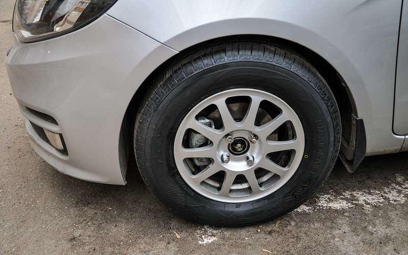 14-дюймовые диски Kia Rio