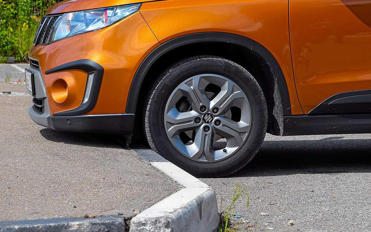 Toyota C-HR против других японских кроссоверов— большой тест-драйв— фото 902418
