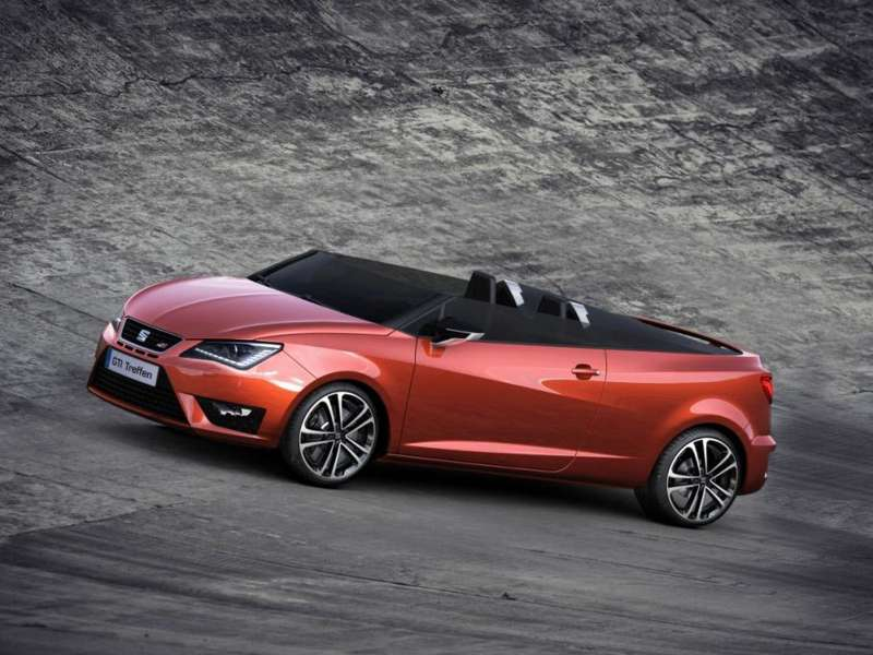 2706 2014_SEAT Ibiza CUPster onGoodwood Festival ofSpeed