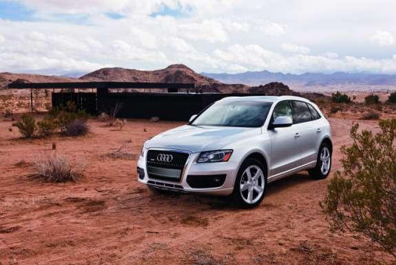 Audi Q5in Mexico
